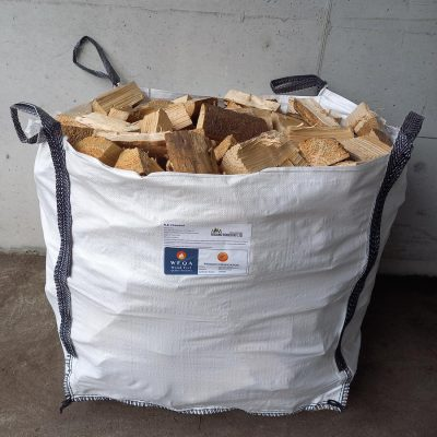Firewood for Sale - Bulk bag of Softwood